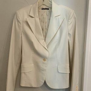 Sisley by Benetton Off White Jacket